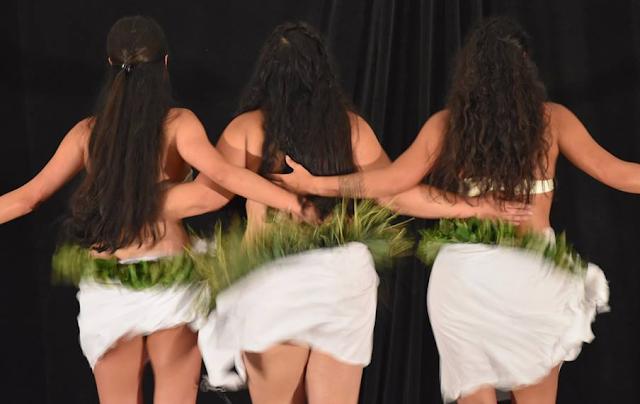 Danse Tahiti