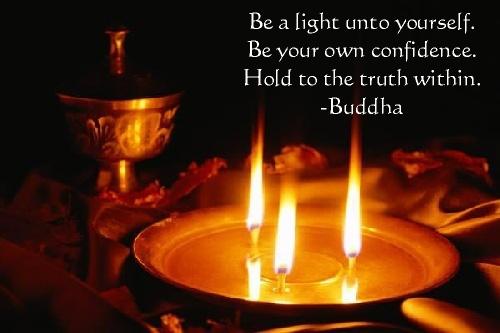 OSHOMEDITATION - Chapter 4. Be a light unto yourself