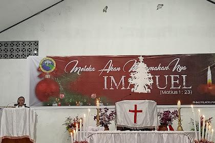 NATAL : PENYERTAAN SANG IMANUEL (Matius 1:23)
