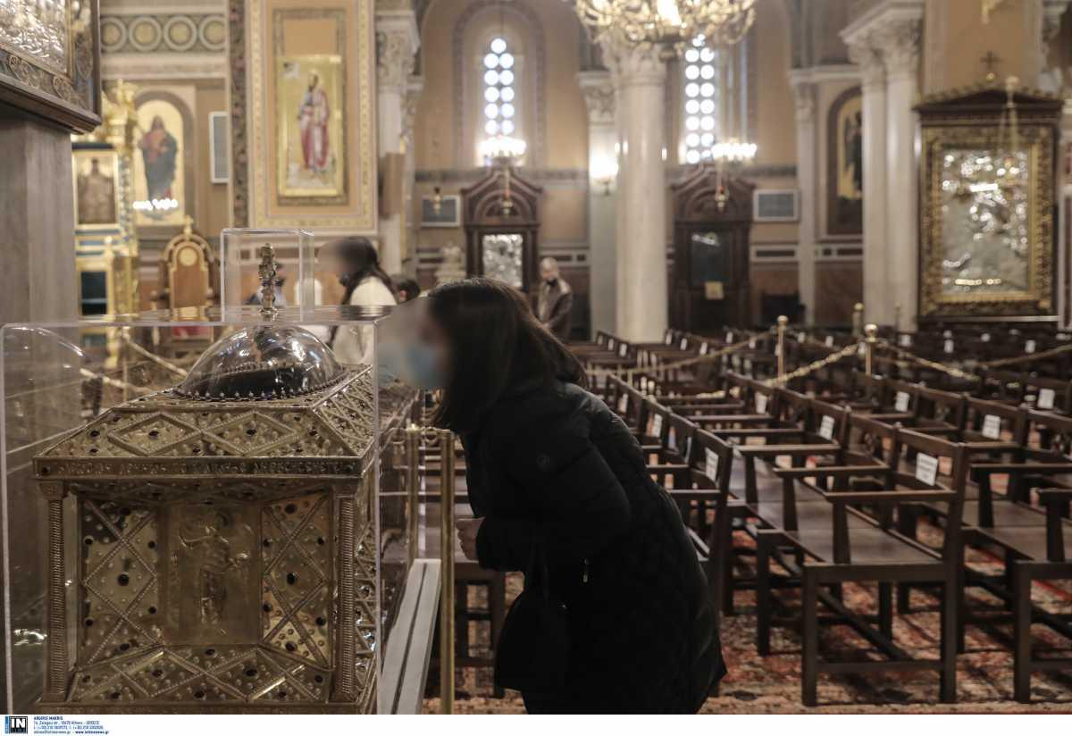 Lockdown: Πώς και πότε ανοίγουν οι Εκκλησίες