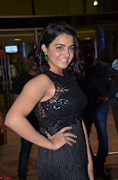 Wamiqa Gabbi in a sleeveless Black Designer Transparent Gown at 64th Jio Filmfare Awards South ~  Exclusive 093.JPG