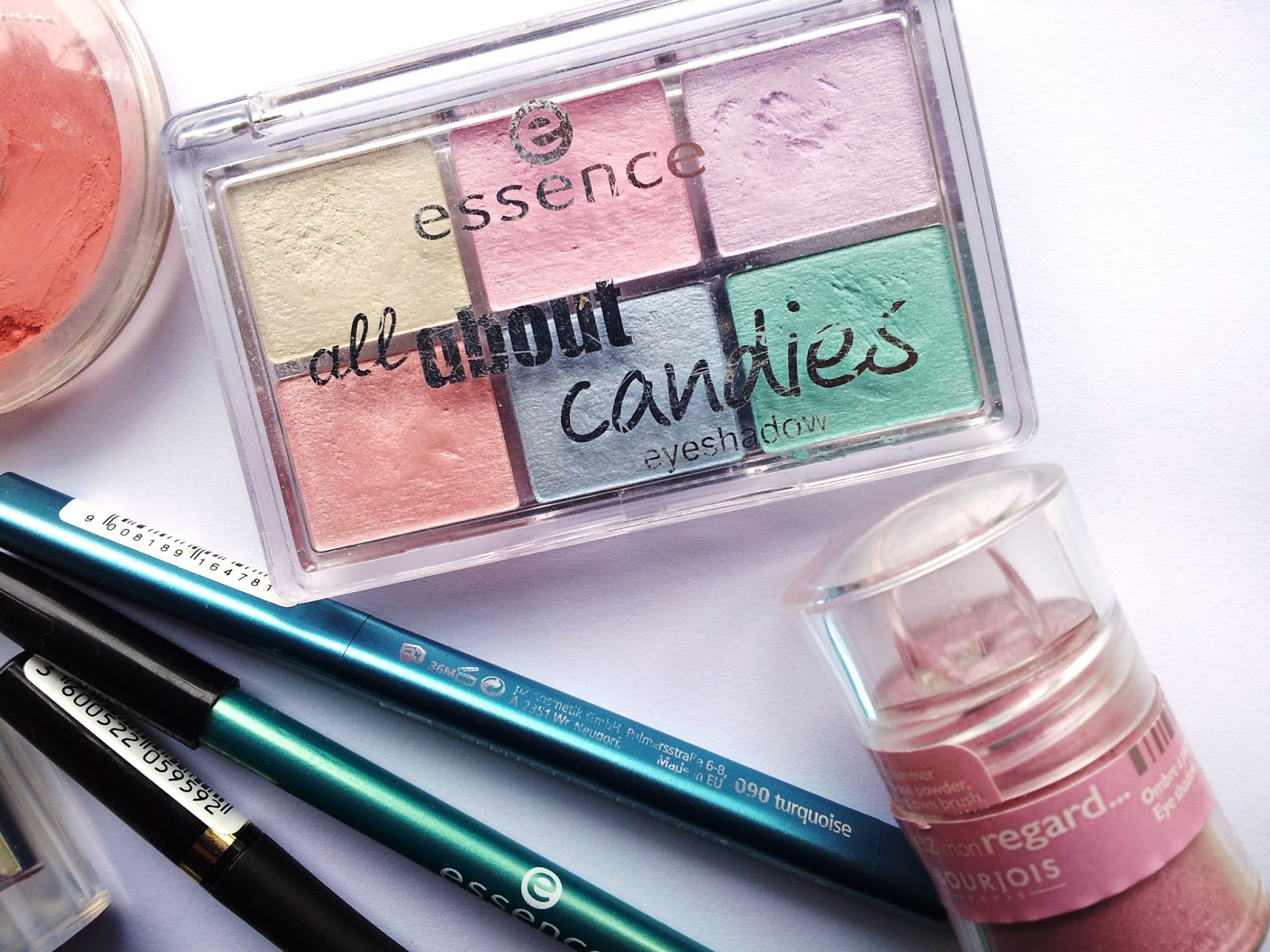 essence all about candies eyeshadow palette