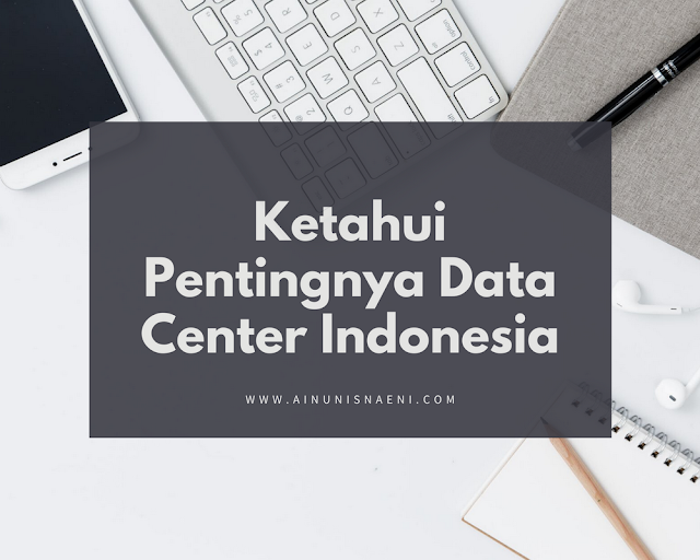 Pentingnya data center NEX