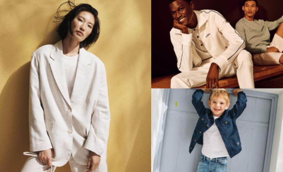 Koleksi Fashion dari H&M Kini tersedia di Zalora