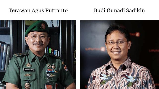 menteri baru kesehatan