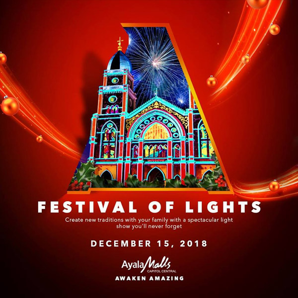 Ayala Malls Capitol Central - Ayala Capitol Central - Bacolod City - Christmas -Bacolod mall - Bacolod blogger - Christmas festival of lights