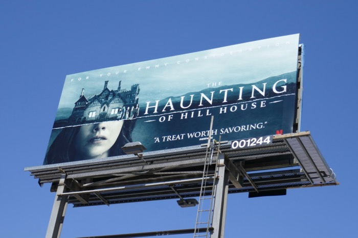 Haunting Hill House 2019 Emmy FYC billboard