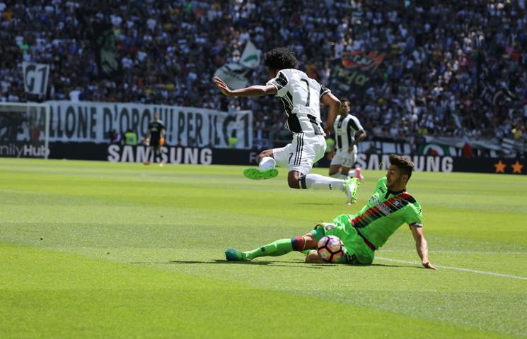 """Cuadrado: """"Juventus može iznenaditi Real"""""""