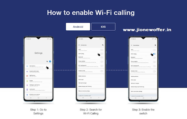 How to enable Wi-Fi calling on android