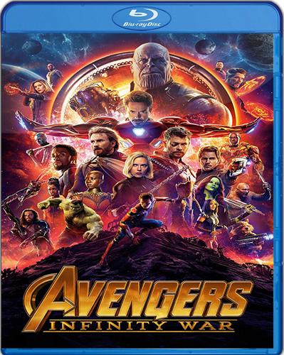 Avengers: Infinity War [2018] [BD25] [Latino]