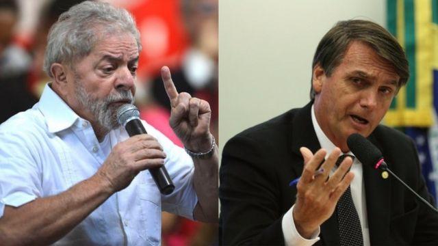Pesquisa aponta Lula com potencial de votos maior do que Bolsonaro