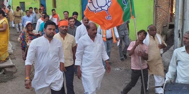 भाजपा विधायक पर हाईकोर्ट ने जुर्माना ठोका   MP NEWS