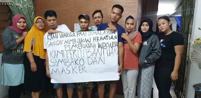 Ternyata, Ada Ribuan TKI Di Selangor Dan KL Belum Tersentuh Bantuan Pemerintah