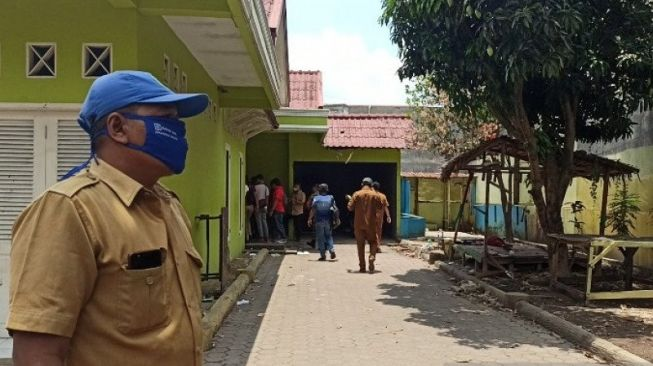 Diduga Jadi Lokasi Penguburan Mayat, Rumah Bekas Tempat Tahfiz Dibongkar