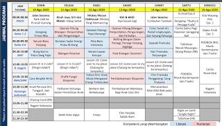 Panduan dan Jadwal Belajar Dari Rumah di TVRI Minggu Ke Lima 10 - 16  Agustus 2020