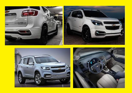 2018 Chevrolet TrailBlazer SS as the Powerful SUV