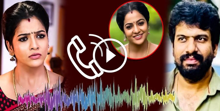 சித்ரா மரணம் : ஹேம்நாத் நண்பருடன் பேசிய AUDIO !!