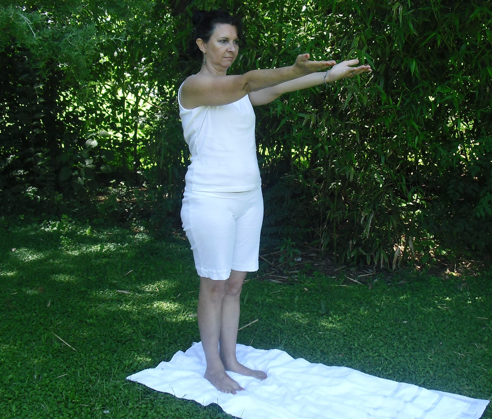 Poornasana | Mercedes Beatriz Azcarate. Profesora de Yoga
