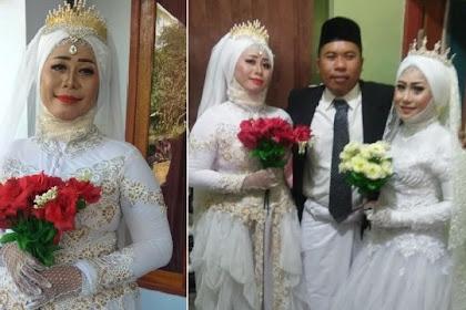 """Istri Pertama Mengaku Bahagia Temani Suaminya Menikah Lagi, """"Senang Melihat Suamiku Punya Istri Kedua"""""""