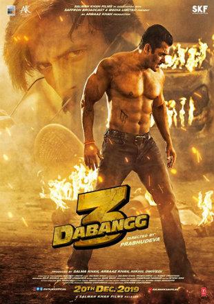 Dabangg 3 2019 Full Hindi Movie Download
