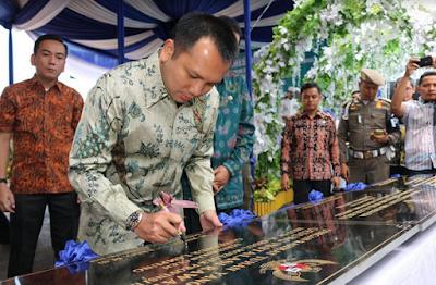 Tingkatkan Muta Layanan, Gubernur Ridho Terus Menambah Fasilitas RSUD Abdul Moeloek