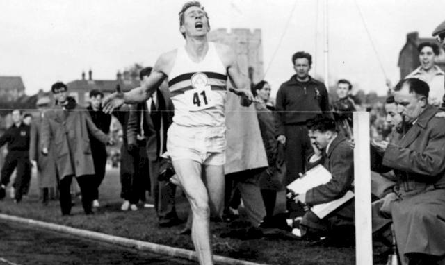 Roger Bannister Pelari Tercepat Dunia