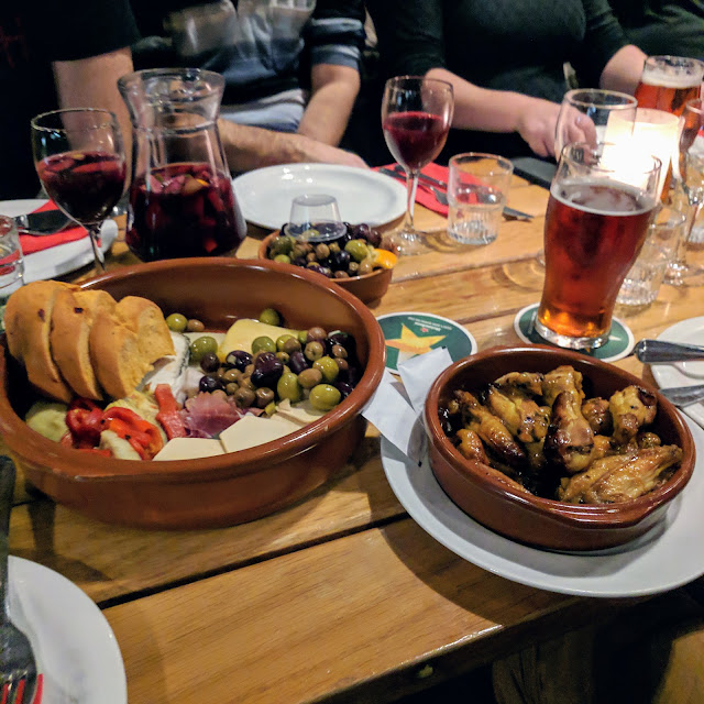 Where to eat in Dublin: tapas at Market Bar
