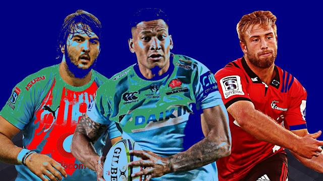 Super Rugby Round Up - Week One