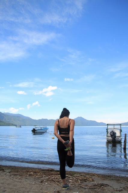 running lake atitlan blogger