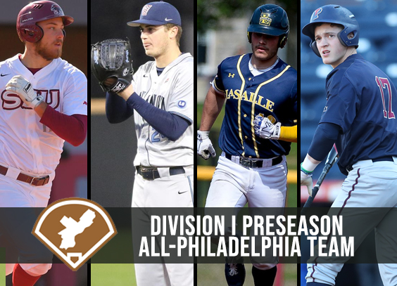 Philadelphia Baseball Review Preseason D1 Team