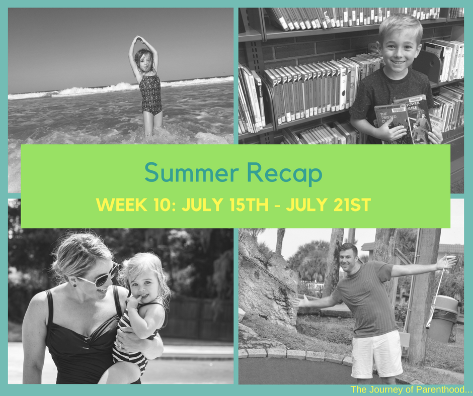 Summer Recap: Week 10