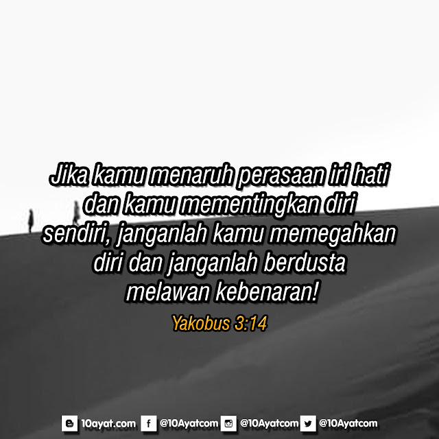 Yakobus 3:14