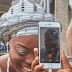 Photos of a Nigerian couple that got married via video call goes Viral [See Photos]