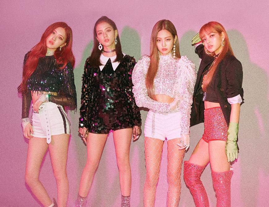 Girl group yang satu ini memang sangat populer hingga ke Amerika Serikat (dok. YG Entertainment)