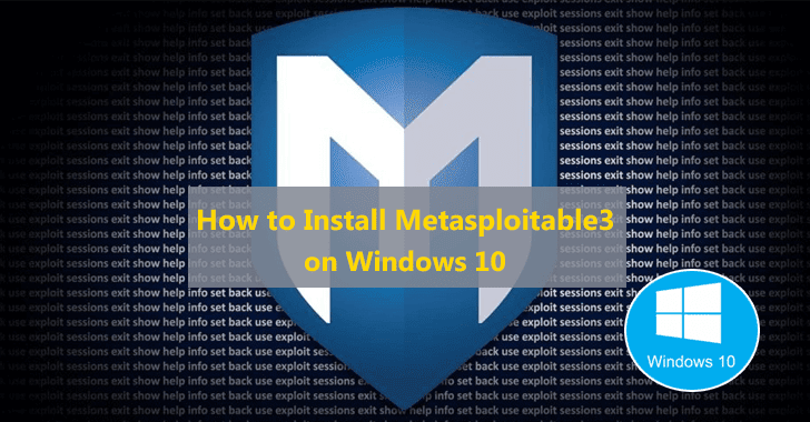 Metasploitable3 on Windows