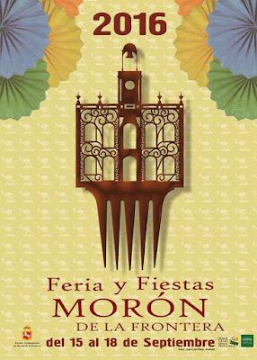 Feria de Morón de la Frontera 2016 - José Luis Pérez Jiménez