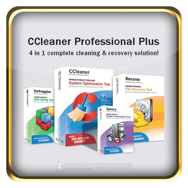 CCleaner Professional Plus v5.77.0.1 Full version