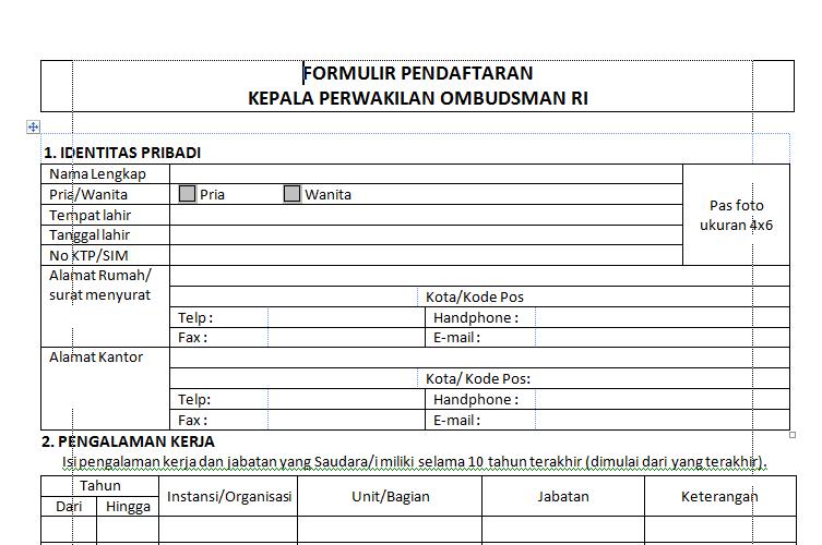 Formulir Pendaftaran Kepala Perwakilan 2018.doc