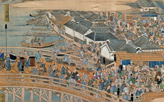 rice market of japan