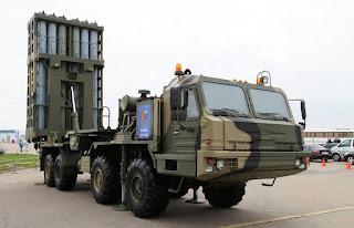 S-350 Vityaz Rusia