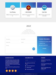 Dự án Web quản lý điều hành doanh nghiệp(CEO)