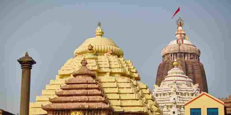 List of Famous Temples of Odisha - Temples of Odisha