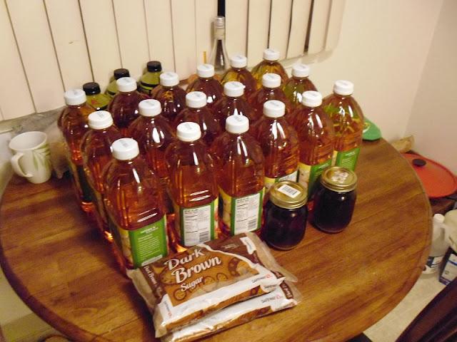 Apple Juice for Hard Cider