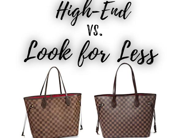 LV Neverfull Look for Less