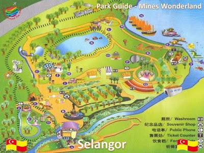 Mines wonderland, Selangor