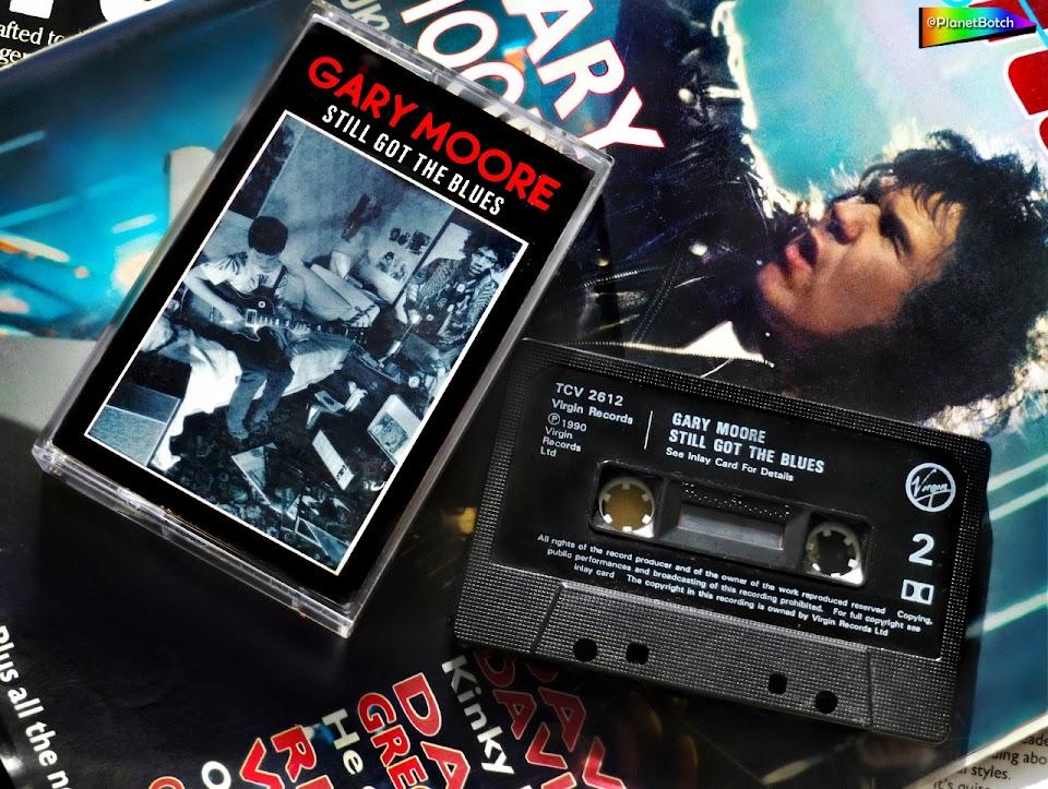Gar Moore - Still Got The Blues