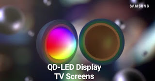 Samsung is planning to launch the first screen that uses QD-OLED technology soon