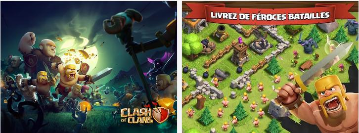Clash of Clans v6.322.9 Mod APK