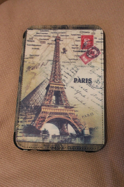 Eiffel Tower tab case