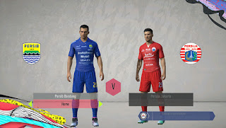 Add Indonesian Teams (Persib Bandung, Persija Jakarta)